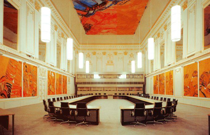 Redoutensaaltrakt der Hofburg