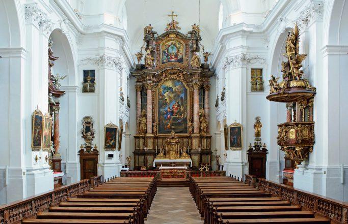 Karmelitenkirche Linz