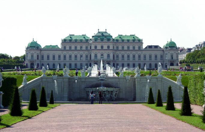 Belvedere-Brunnen