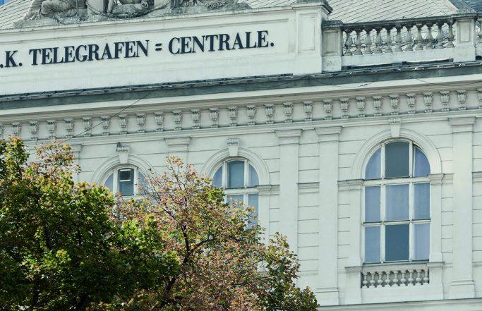 Ehemalige Post- und Telegrafendirektion in Wien