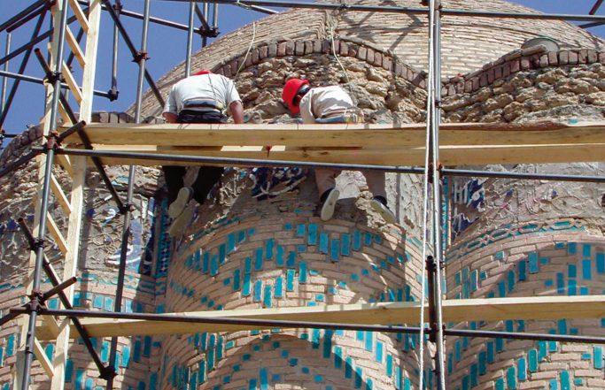 Kulturerbe-Projekte: Aserbaidschan